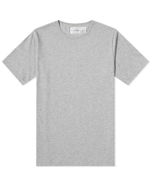Comme des Garçons - Gray Comme Des Garcons Shirt X Sunspel Crew Tee for Men - Lyst
