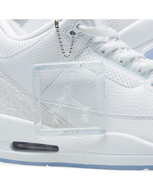 b11334b9c01 Lyst - Nike Air 3 Retro Sneakers in White for Men - Save 38%