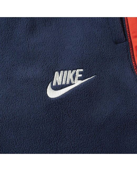 937ca9953 ... Nike - Blue Fleece Winter Pant for Men - Lyst ...