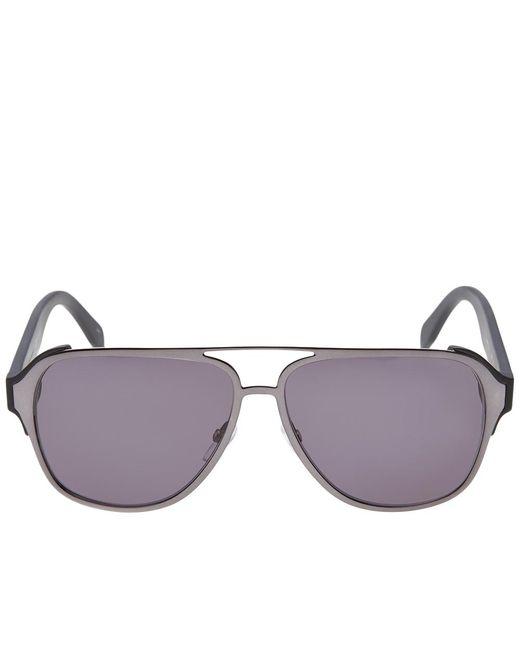 95247f7e27d ... Alexander McQueen - Black Am0012s Sunglasses for Men - Lyst ...