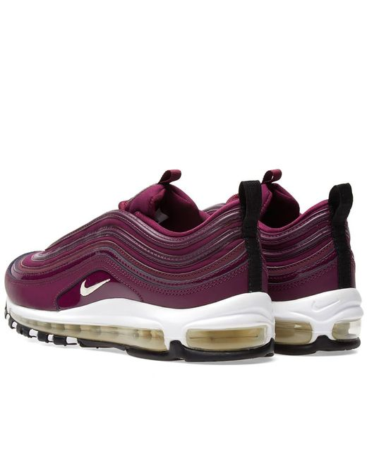 ... Nike | Purple Air Max 97 Prm W for Men | Lyst ...