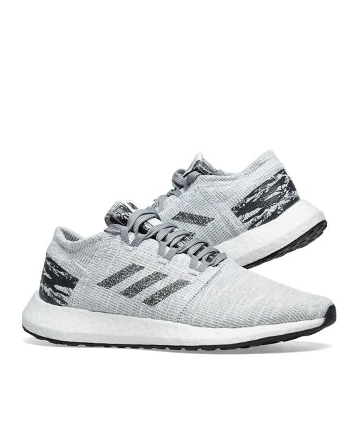 5d622e806 ... Adidas Originals - Gray Adidas X Undefeated Pure Boost for Men - Lyst
