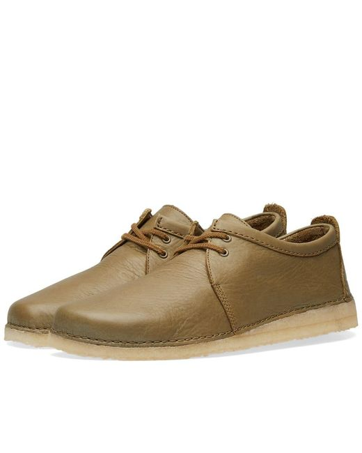 Clarks | Green Ashton for Men | Lyst