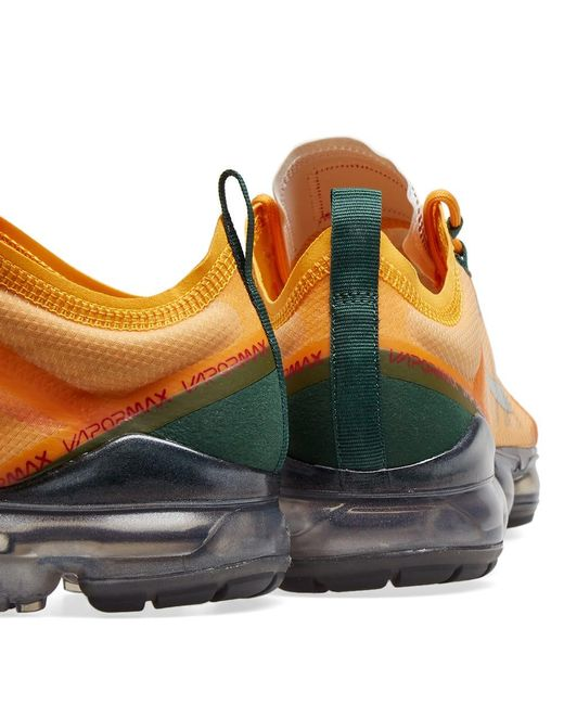 a7bb1047c386c Lyst - Nike Air Vapormax 2019 in Orange for Men - Save 6%