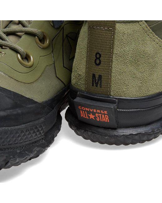 ed437d95cdf Converse Fastbreak Mc18 Hi Utility Hybrid in Green for Men - Save 37 ...