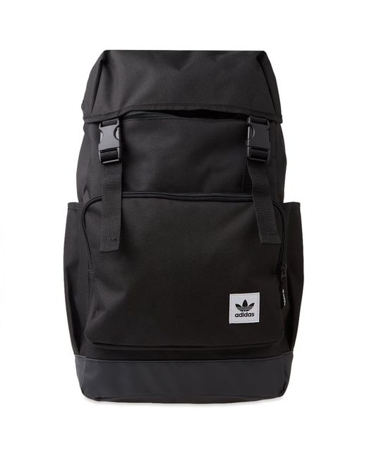 e969067f8a6 ... Adidas - Black Tech Backpack for Men - Lyst ... new lifestyle 7a9ab  d4457 . ...