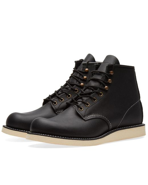 Red Wing | Black 2951 Heritage Work Rover Boot for Men | Lyst