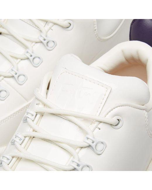 e9cb0801563 Lyst - Eytys Angel Patent Sneaker in White for Men - Save 56%