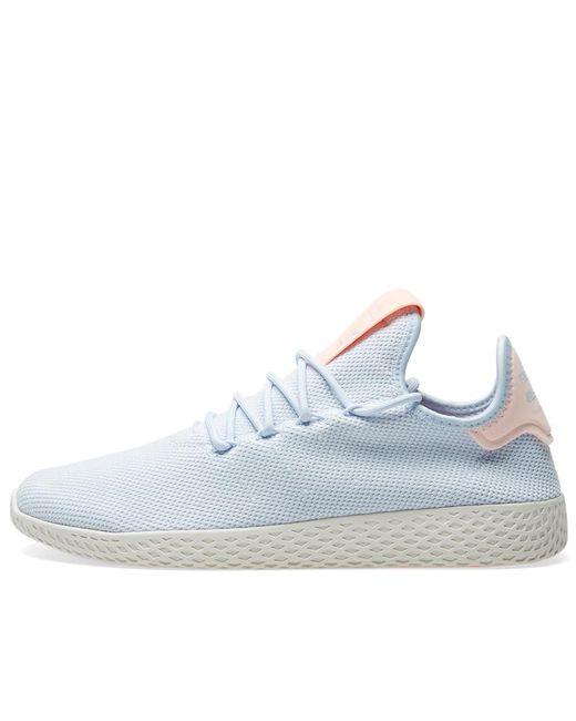 ... Adidas - Blue X Pharrell Williams Tennis Hu W - Lyst ... efaa47a822c