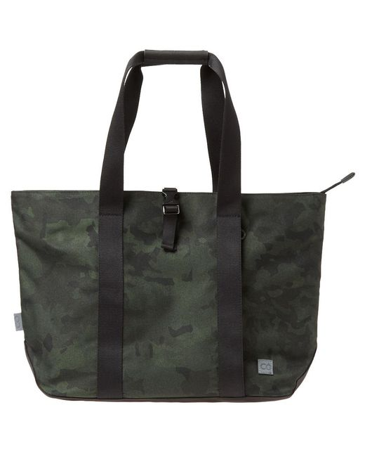 C6 - Green Axion Shopper With Document Case - Lyst