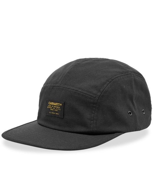 b5ea65ae7fd Carhartt Wip Military Cap In Black For Men Lyst