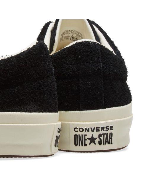 913da463cc89 ... Converse - Black One Star Academy Ox for Men - Lyst ...