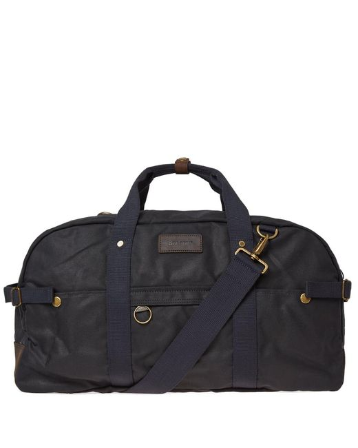 Barbour - Blue Gamefair Holdall for Men - Lyst