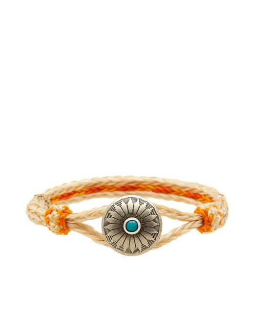 Chamula - Multicolor Turquoise Concho Bracelet for Men - Lyst