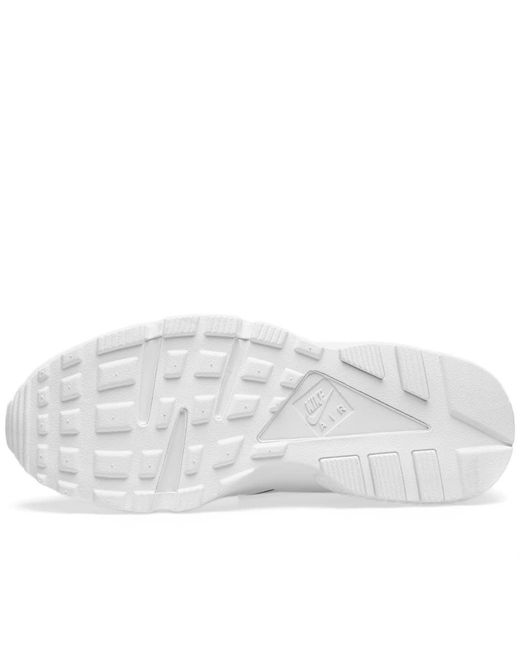 750eaee05deab Lyst - Nike Air Huarache  triple White  in White for Men - Save 37%