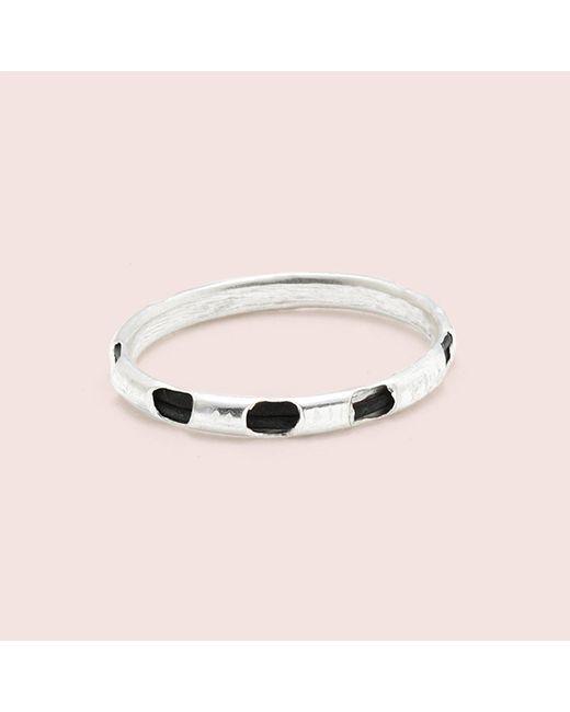 Erica Weiner - Metallic Elephant Hair Ring (silver) - Lyst