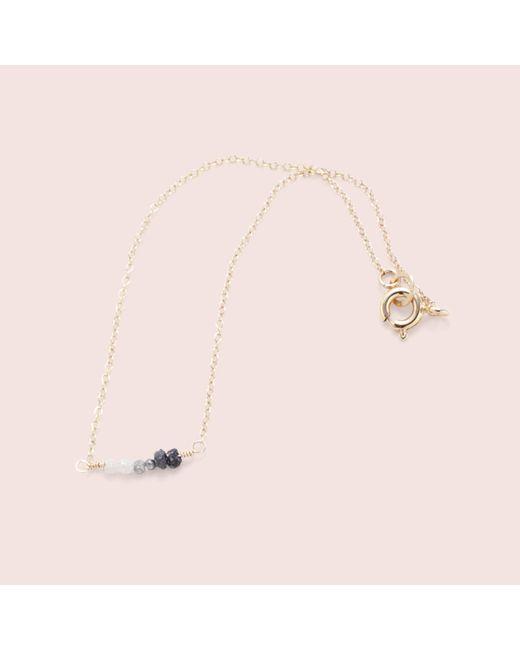 Erica Weiner - Metallic Diamondz & Pearlz Bracelet (ombre Diamondz) - Lyst