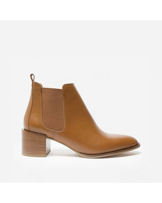 Everlane - Blue The Heel Boot - Lyst