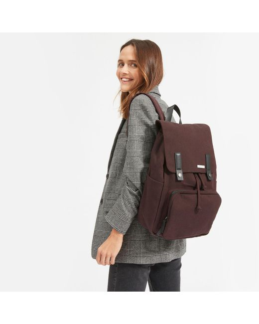 Everlane - Brown The Modern Snap Backpack - Lyst