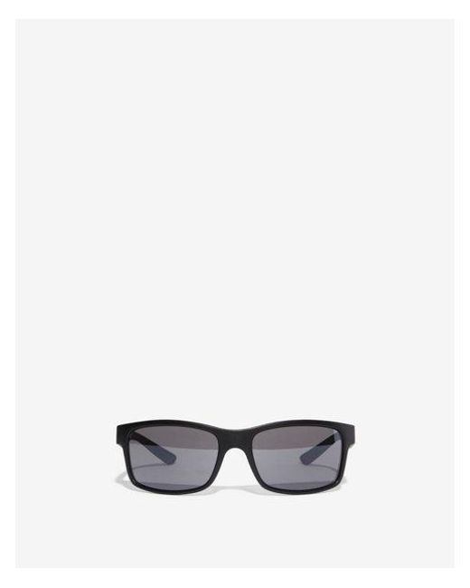 a1f48a14427 Express Sport Sunglasses in Black for Men - Lyst