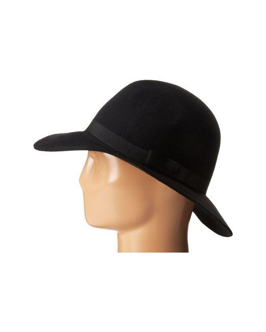 Brixton | Black Dalila Hat | Lyst