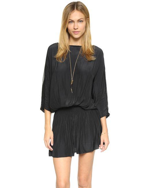 Ramy Brook | Black Susan Dress | Lyst