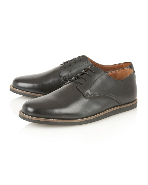 Frank Wright | Black Trinder Mens Lace-up Shoes for Men | Lyst