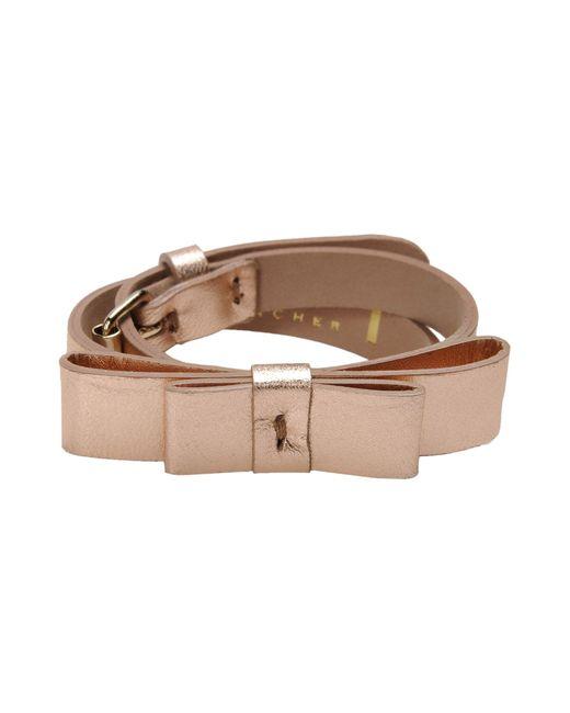Schumacher | Metallic Bracelet | Lyst