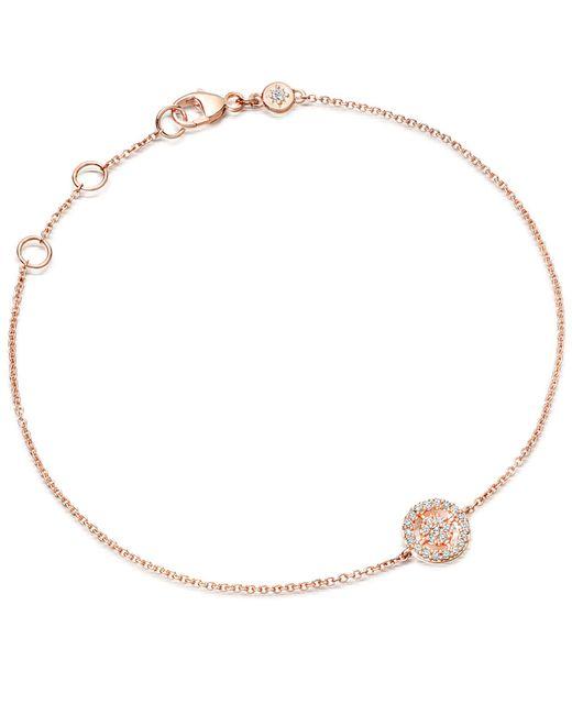 Astley Clarke | Pink Mini Icon Aura Bracelet | Lyst