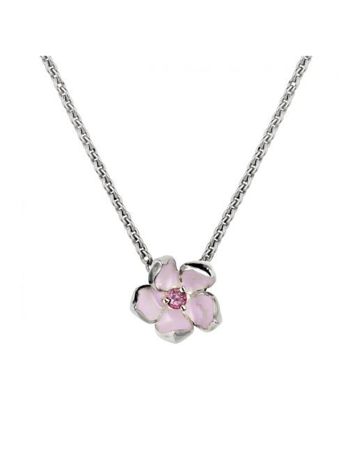 Shaun Leane | Pink Cherry Blossom Silver | Lyst