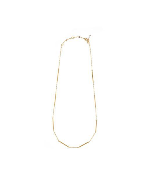 Tada & Toy | Metallic Sky Atlas Necklace Gold | Lyst