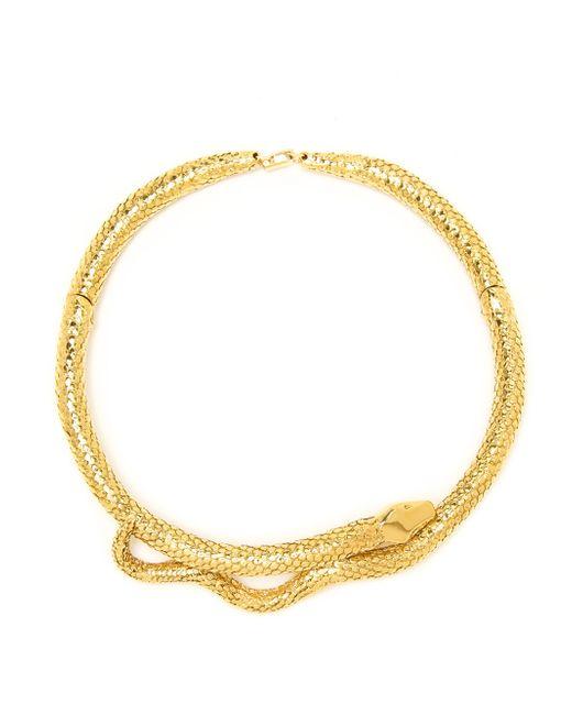 Aurelie Bidermann | Yellow 'Tao' Necklace | Lyst