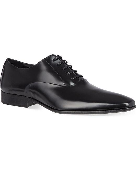 kg by kurt geiger freedman formal shoes in black for