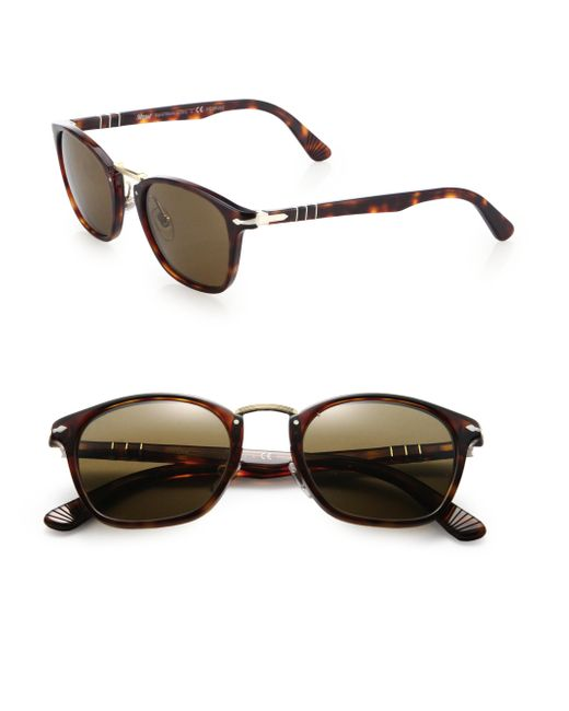 Persol | Brown Phantos Suprema 51mm Polarized Sunglasses for Men | Lyst