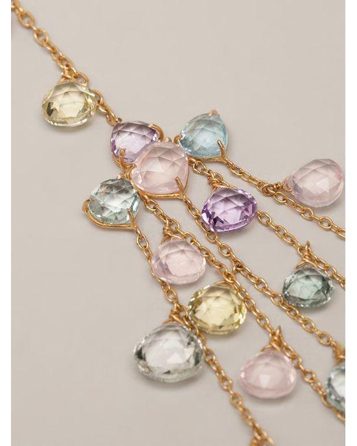 Marie-hélène De Taillac | Metallic Chandelier Bib Necklace | Lyst