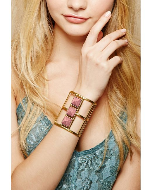 Forever 21 | Metallic From St. Xavier Darcy Arm Cuff | Lyst