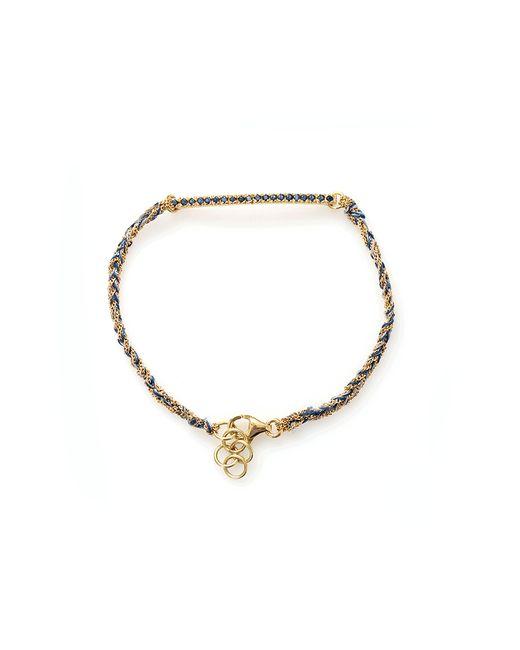 Carolina Bucci | Blue Kaleidoscope Bracelet With Sapphire Pave | Lyst