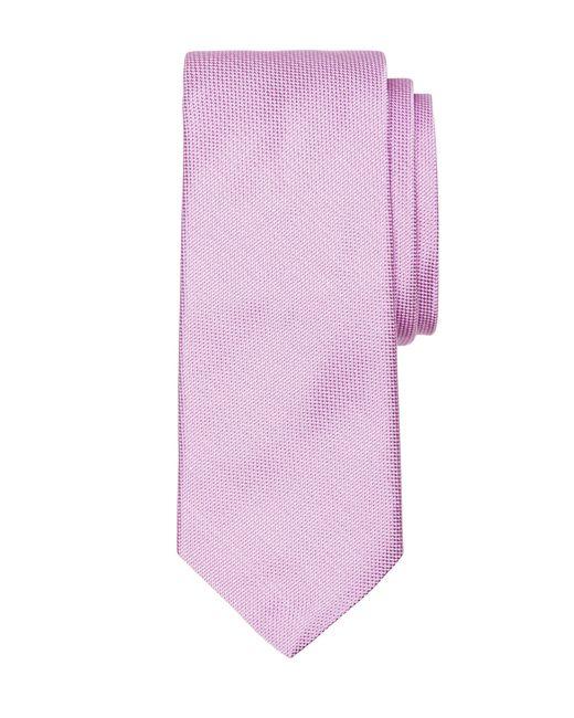 Brooks Brothers | Purple Textured Silk Tie for Men | Lyst