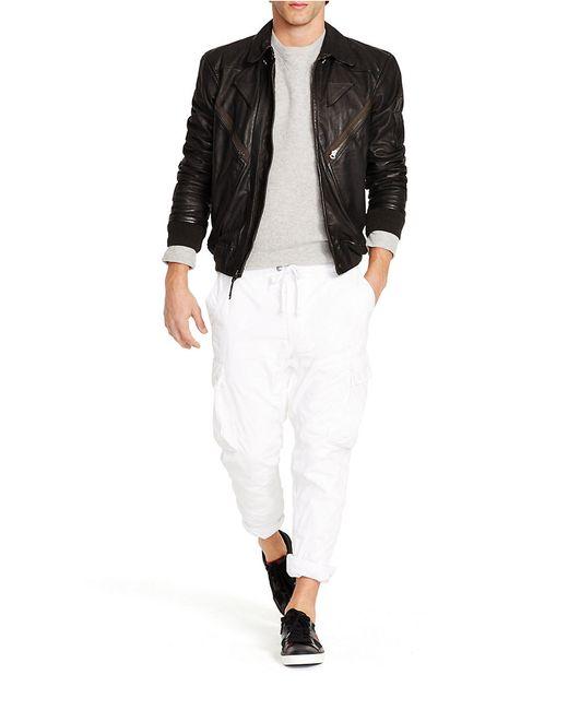 Polo Ralph Lauren | White Straight-fit Utility Pants for Men | Lyst