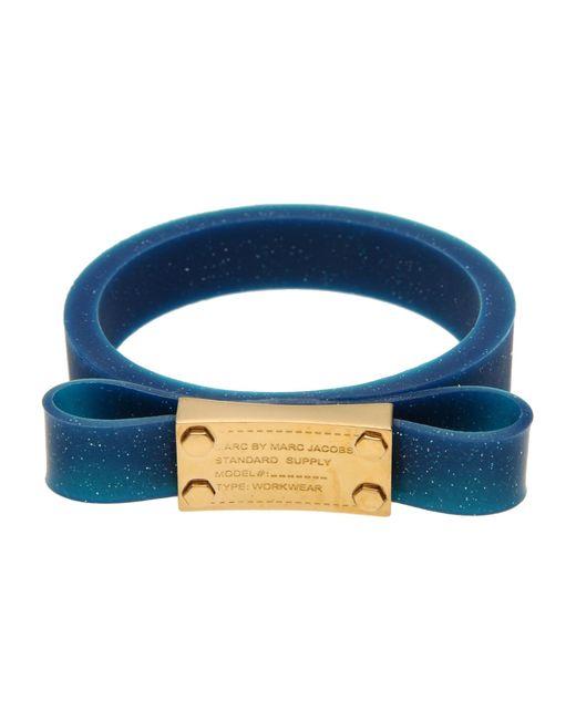 Marc By Marc Jacobs | Blue Bracelet | Lyst