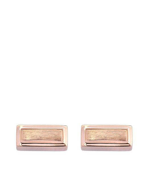 Ginette NY | Metallic Gold Bar Earrings | Lyst