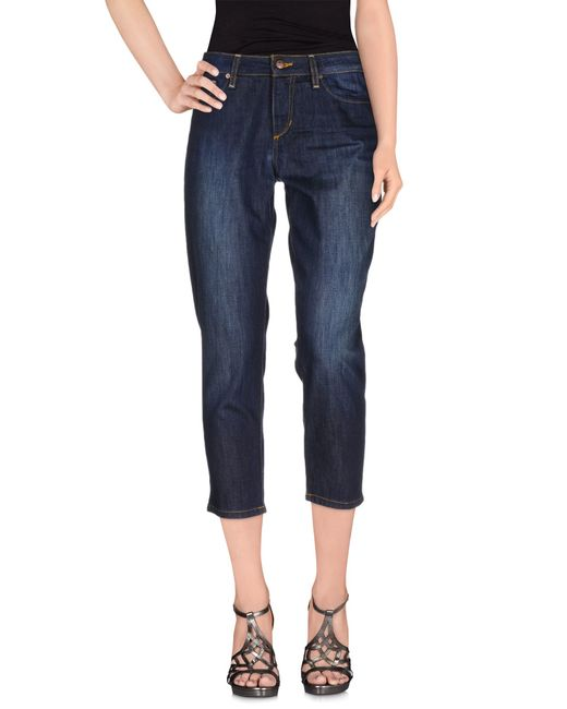 Joe's Jeans | Blue Denim Pants | Lyst