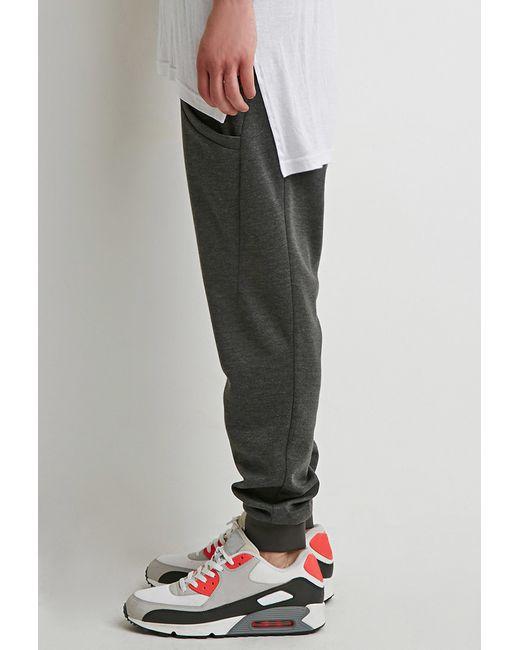 Forever 21 | Black Drop-pocket Sweatpants for Men | Lyst