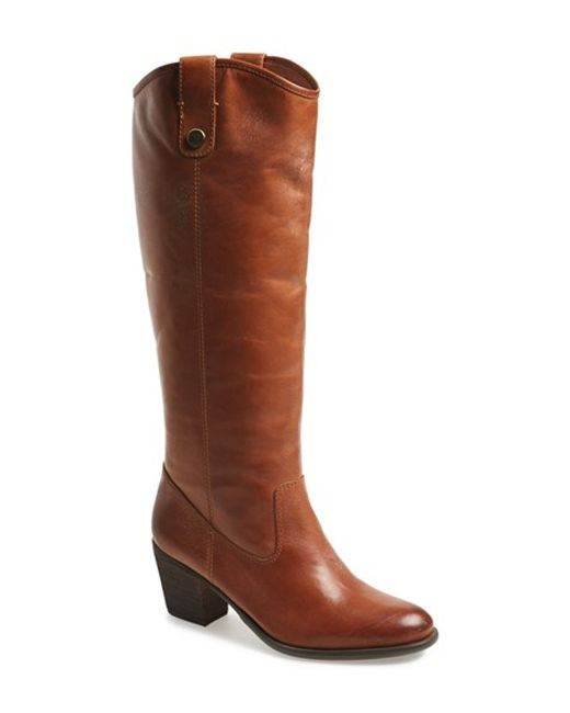 Vince Camuto   Brown 'kolton' Boot   Lyst
