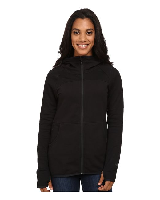 The North Face   Black Harmony Park Pullover   Lyst