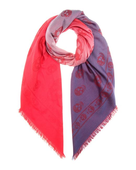 alexander mcqueen scarf sale