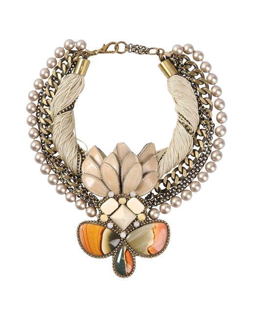 Beavaldes | Natural Necklace | Lyst