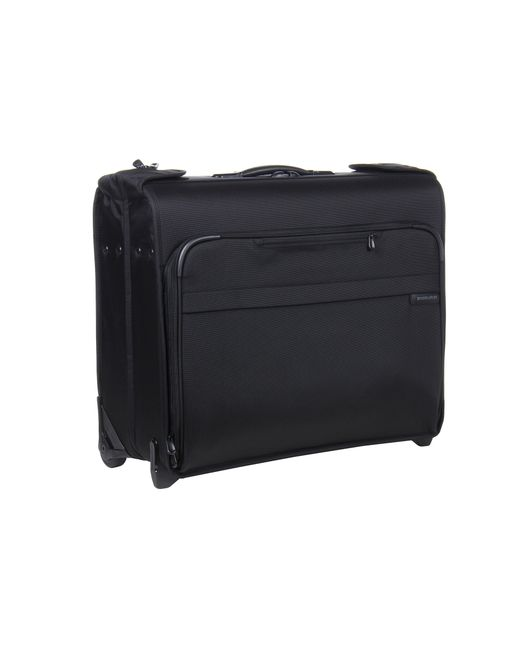 Briggs & Riley | Black Baseline Deluxe Wheeled Garment Bag | Lyst
