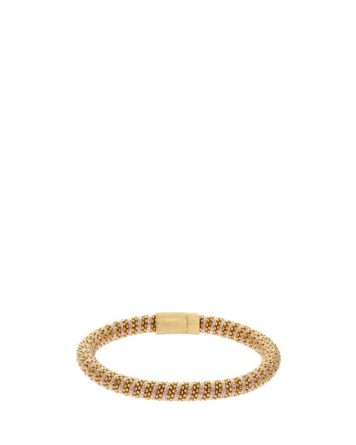 Carolina Bucci | Metallic Twister Bracelet | Lyst