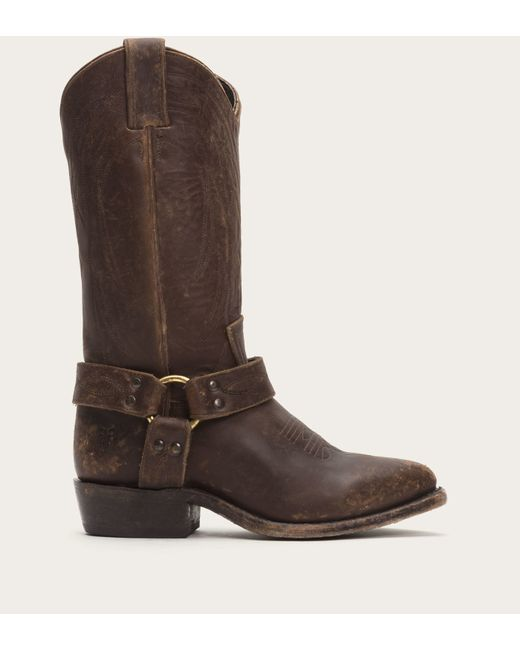 Frye | Brown Billy Harness | Lyst
